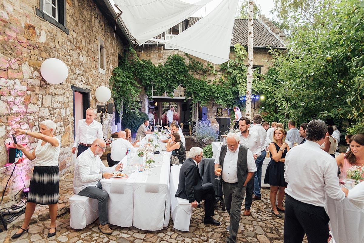 Aachen Mediterrane Hochzeit 3