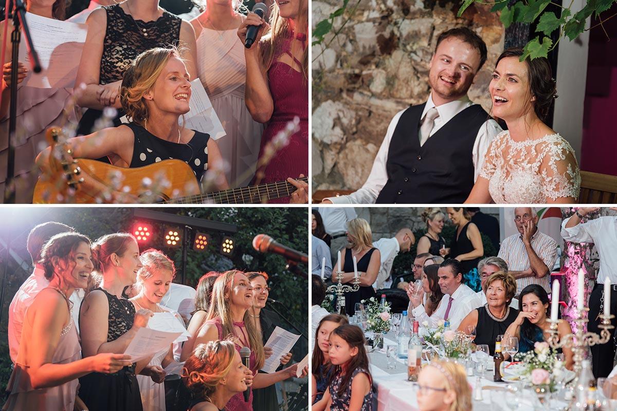 DIY Hochzeit Hochzeitsfeier 4