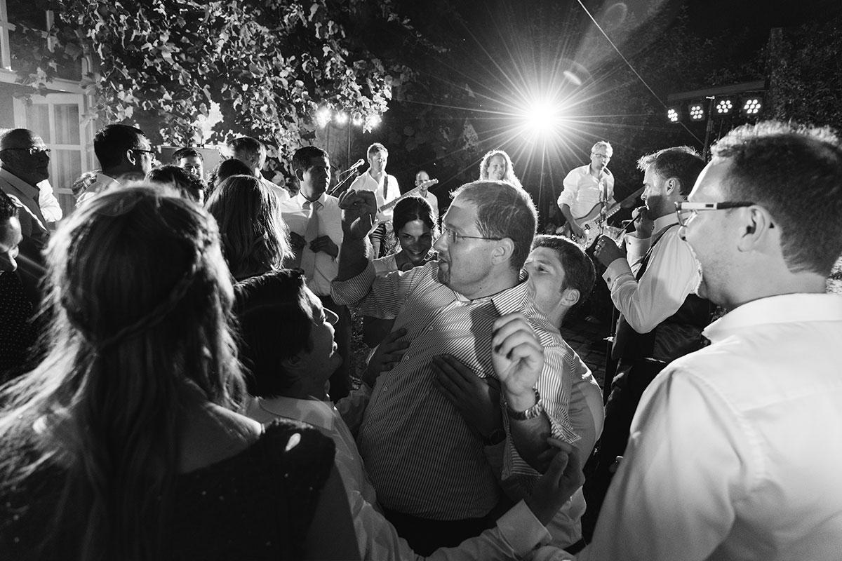 DIY Hochzeit Hochzeitsparty