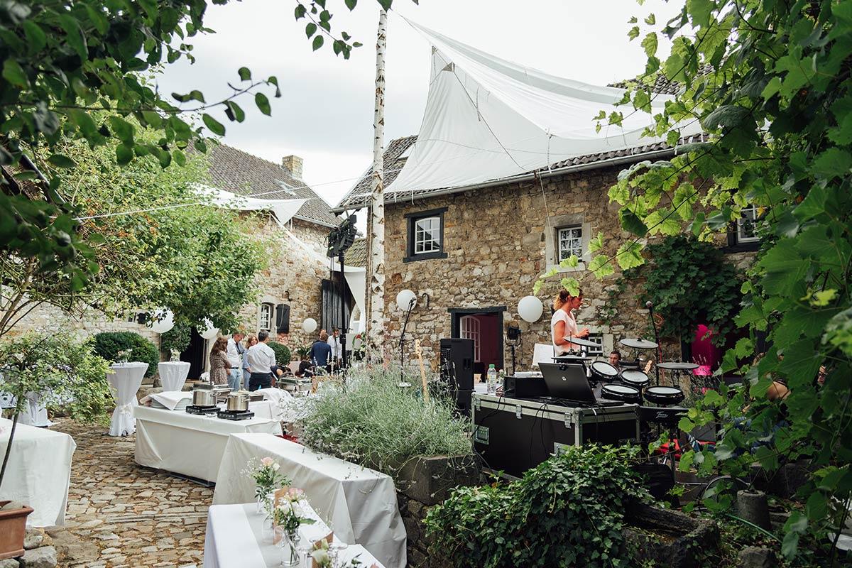 Hochzeit DIY  Aachen Kornelimünster