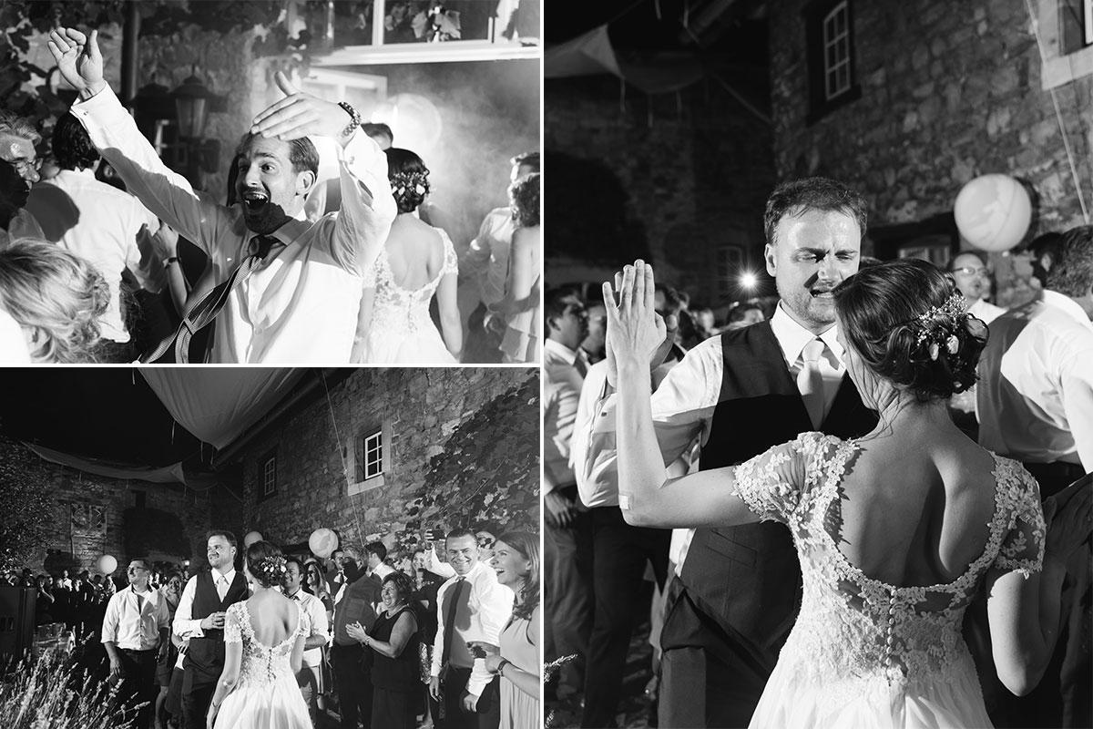 Hochzeitsparty Aachen