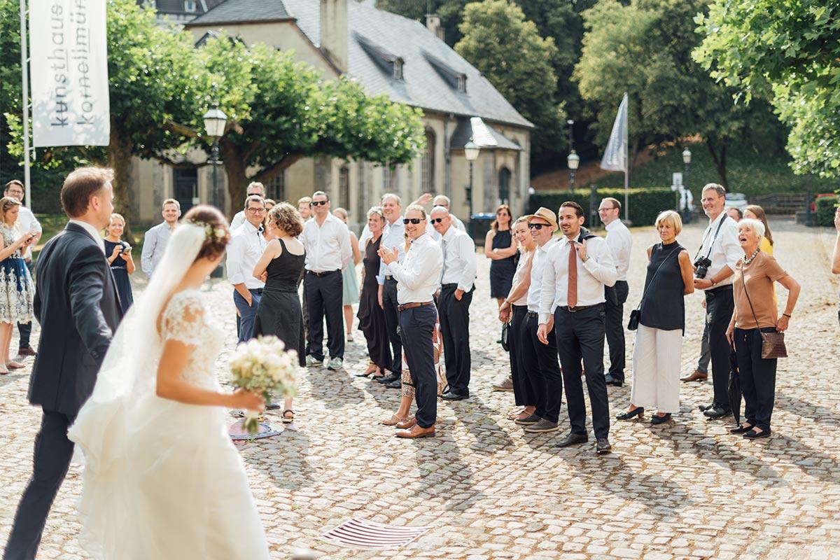 Hochzeitsreportage Kornelimünster Aachen