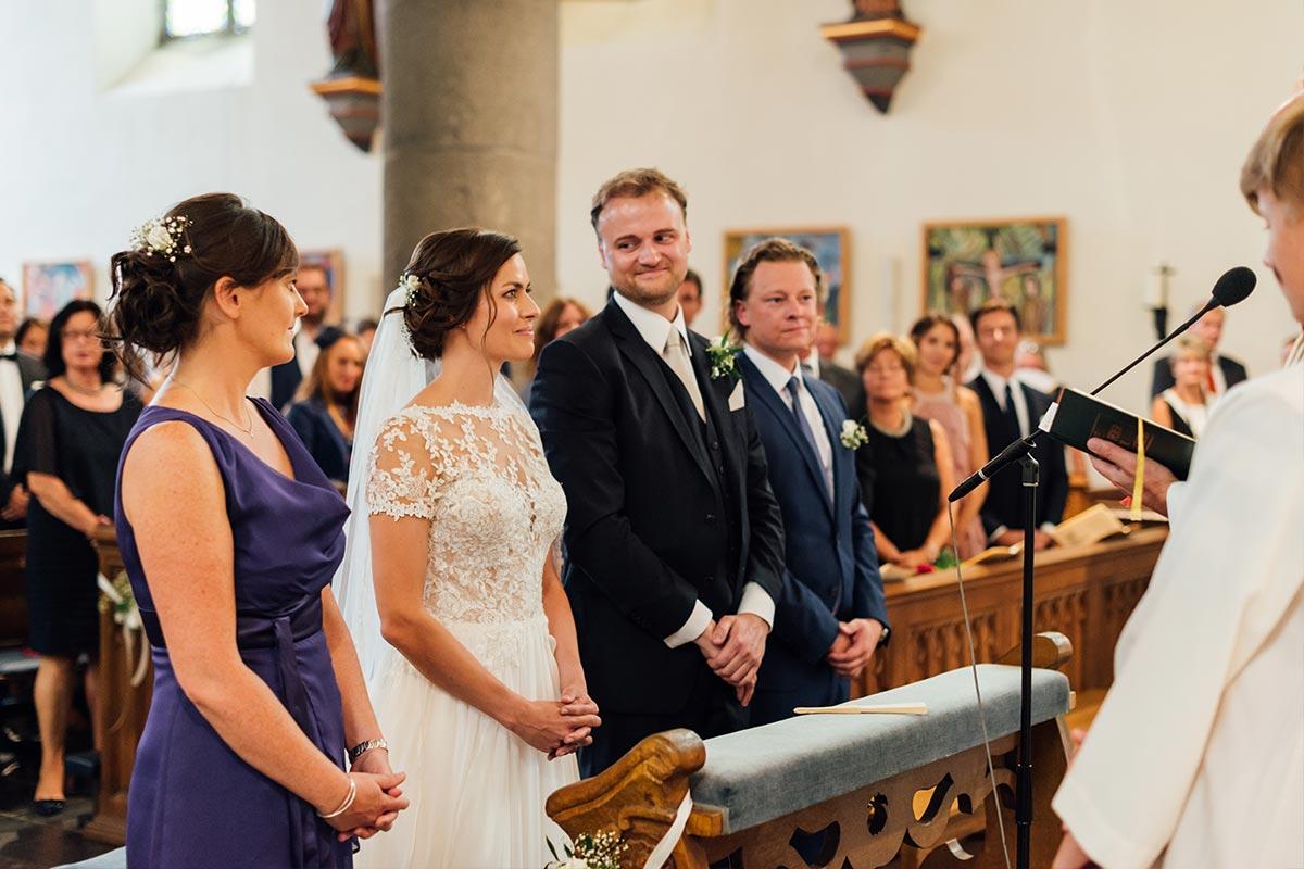 Ja-Wort Kirche Breinig
