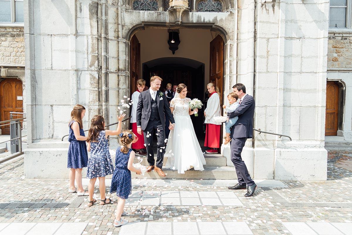 Kirchliche Hochzeit Stolberg Breinig