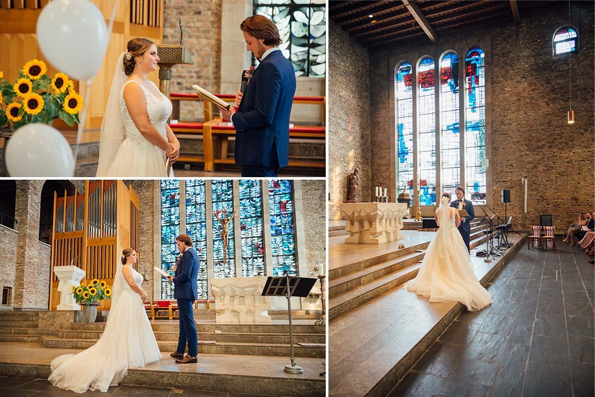 Eheversprechen Marienkirche Düren