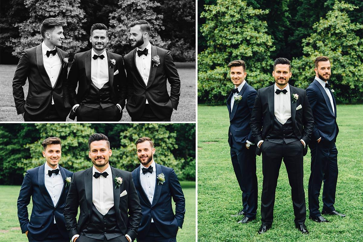Gentleman Look Hochzeit Aachen