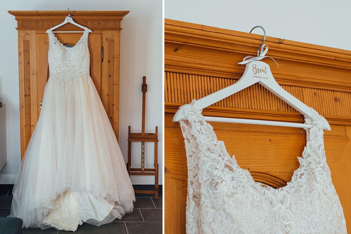 Getting Ready - Hochzeit Schloss Burgau