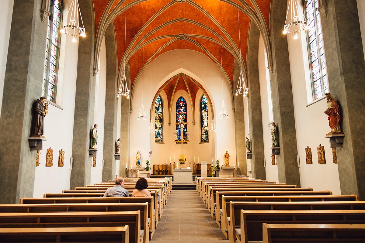 Hochzeit Kirche Beggendorf