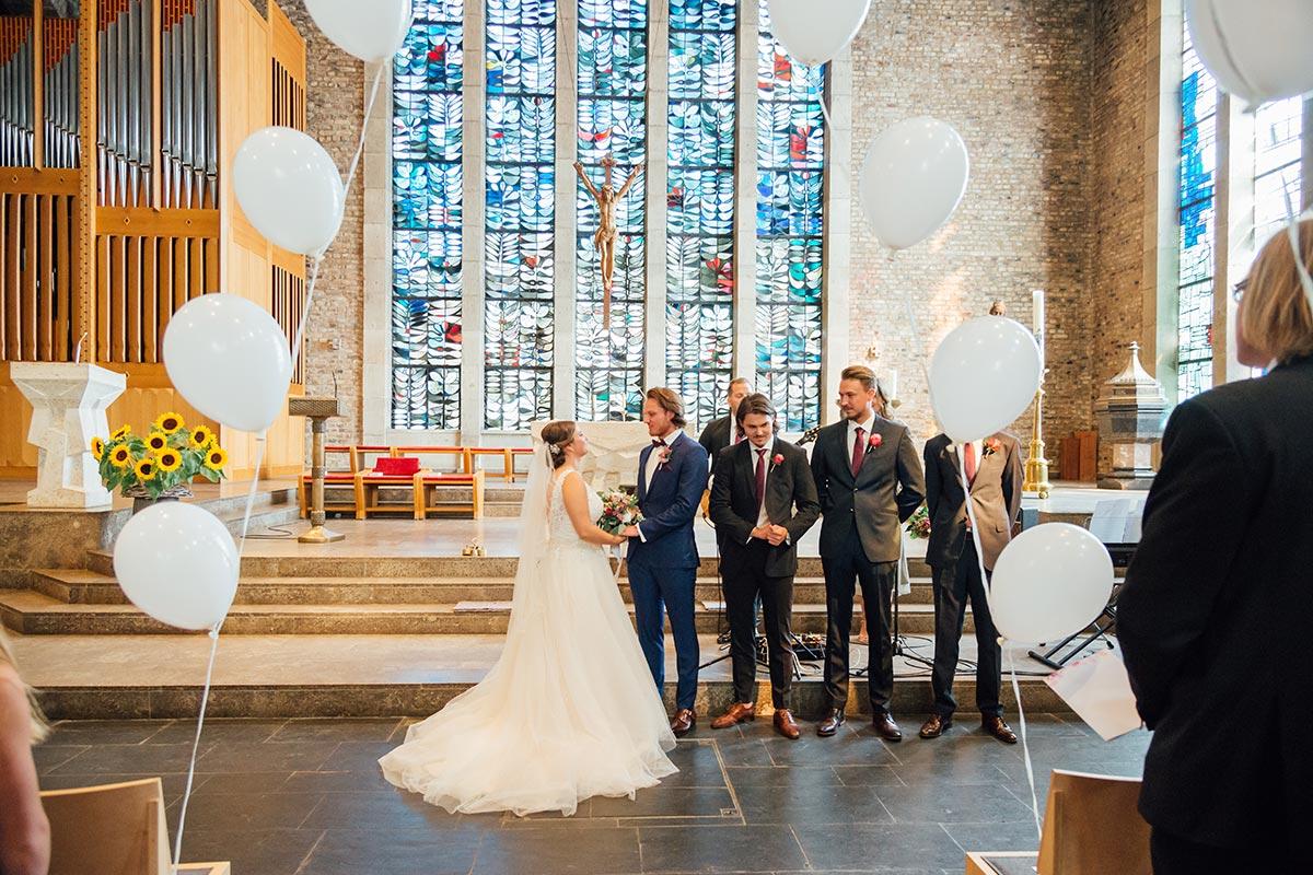 Hochzeit Marienkirche Düren