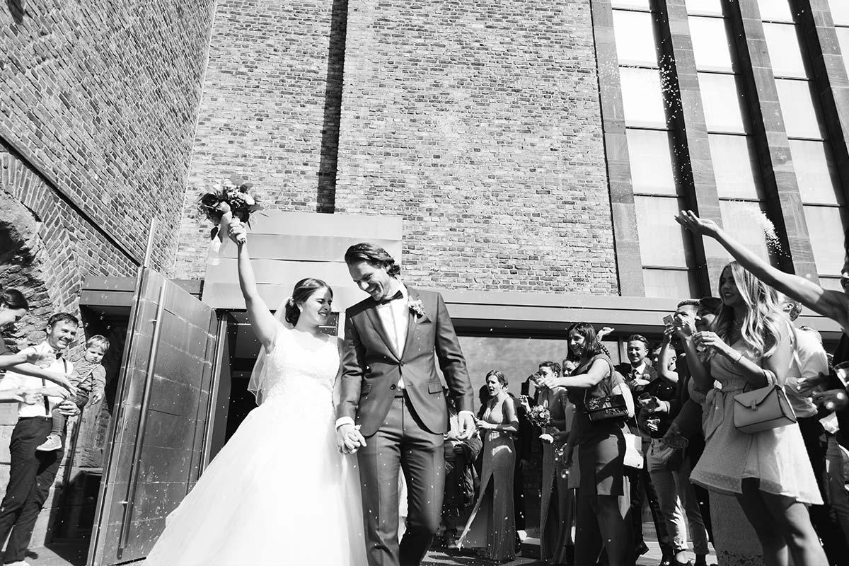 Hochzeitsfotograf Marienkirche Düren