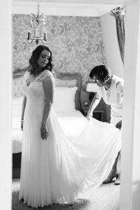 Hochzeitsfotografie Getting Ready Aachen