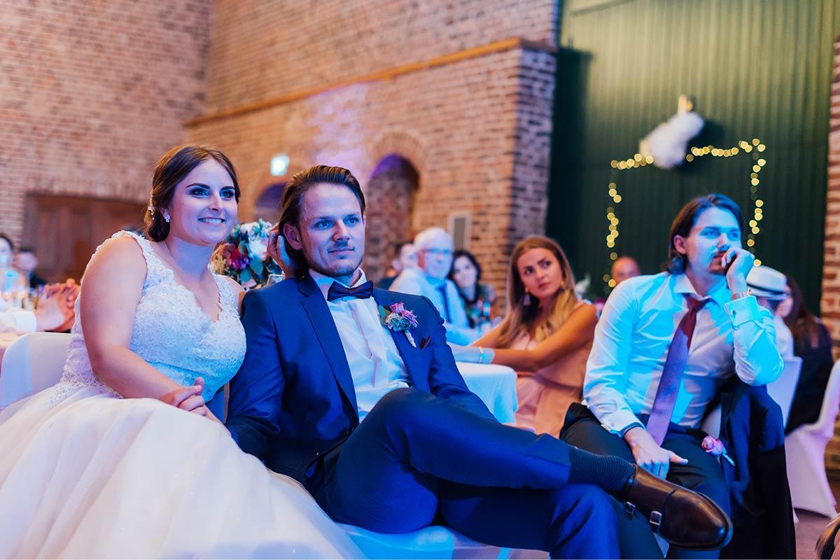 Hochzeitsfotografie Hochzeitsparty Schloss Burgau