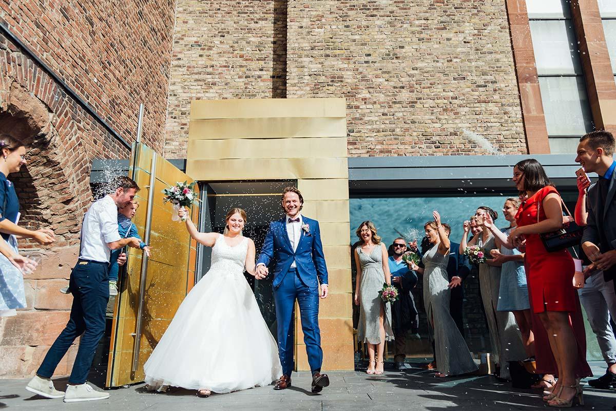 Hochzeitsfotografin Marienkirche Düren