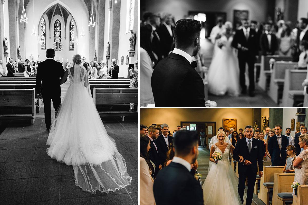 Hochzeitsfotos Kirche Beggendorf