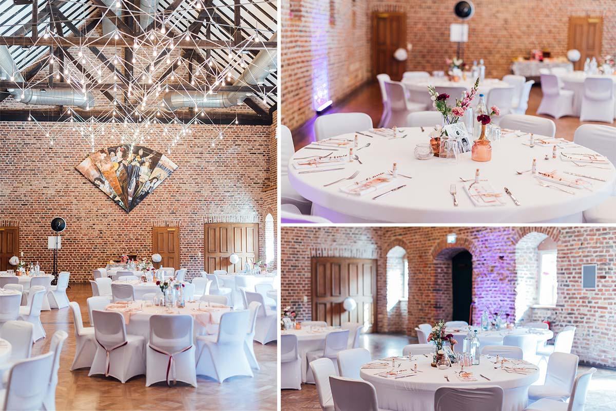 Hochzeitslocation Schloss Burgau