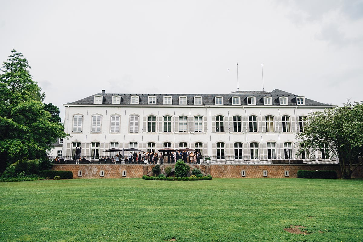 Hochzeitslocation Schloss Rahe
