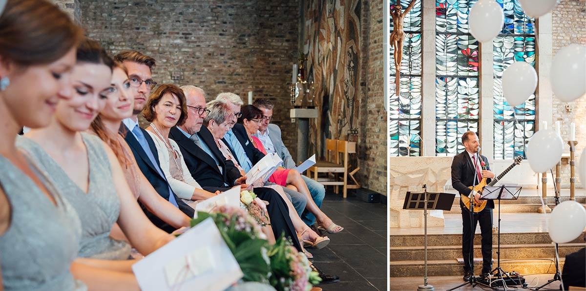 Hochzeitsmusik Marienkirche Düren