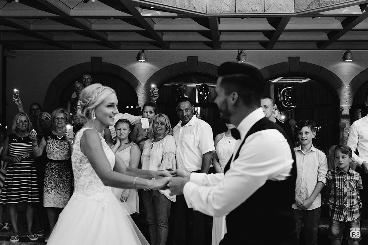 Hochzeitstanz Vintage Hochzeit