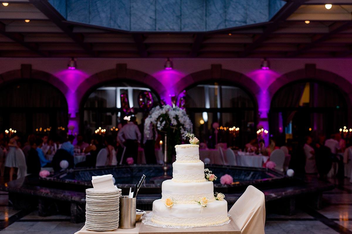 Hochzeitstorte Vintage Hochzeit Schloss Rahe