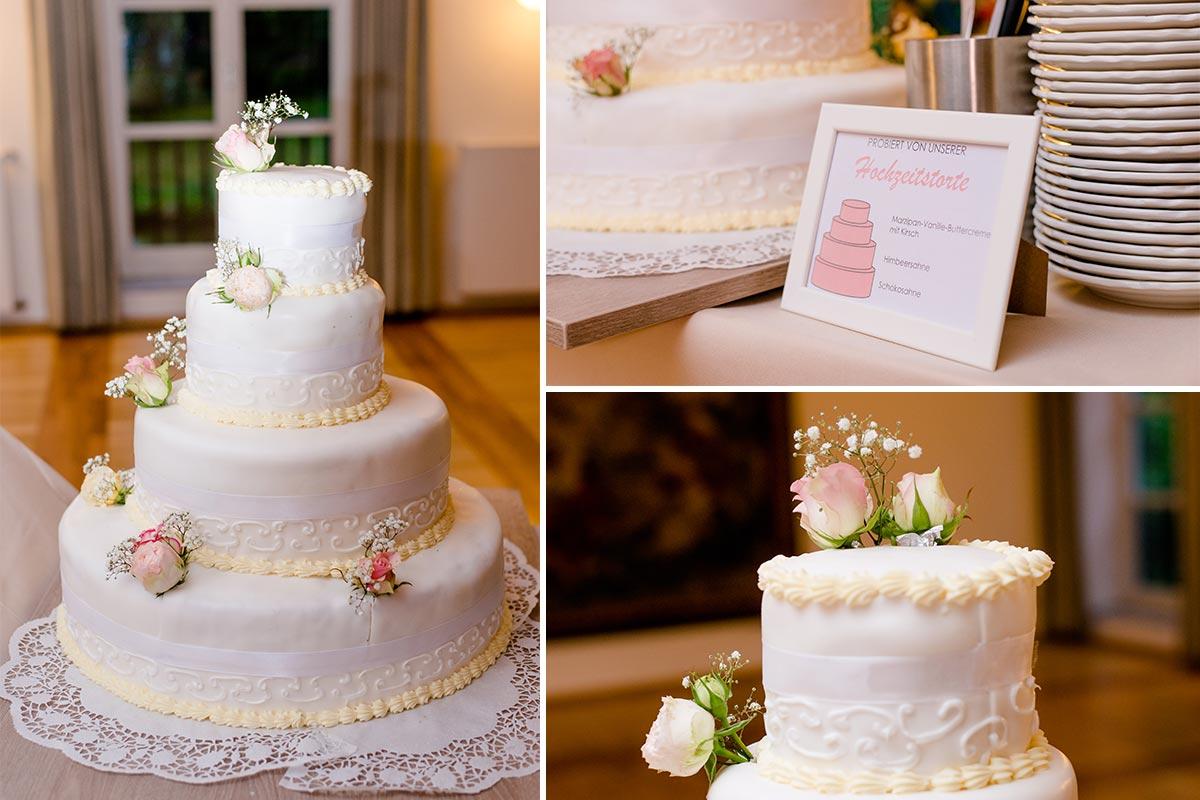 Hochzeitstorte Vintage Hochzeit