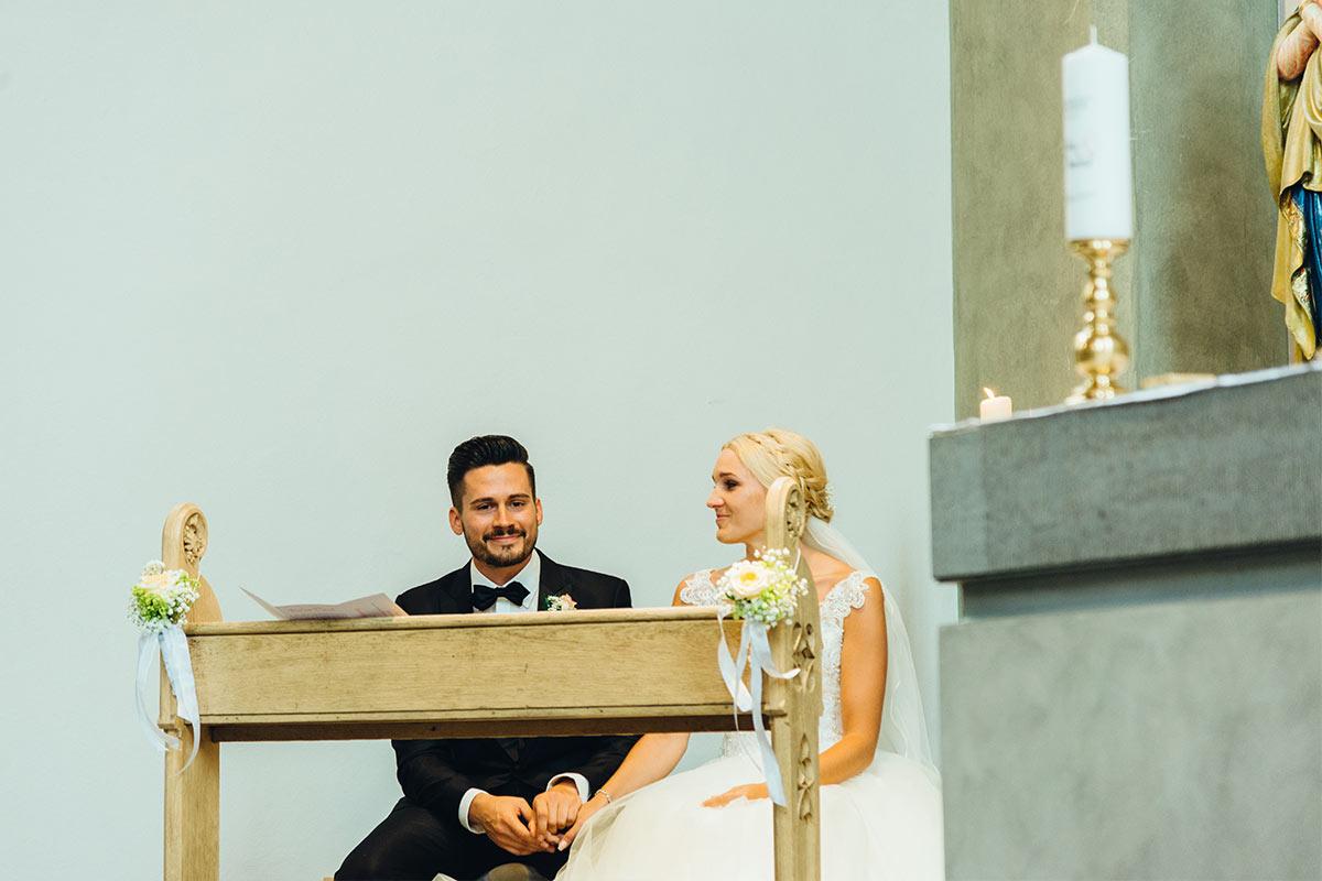 Kirchliche Hochzeit Baesweiler