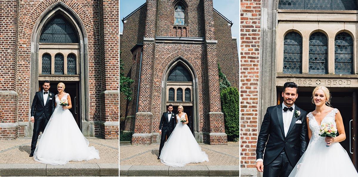 Kirchliche Hochzeit Beggendor Baesweiler