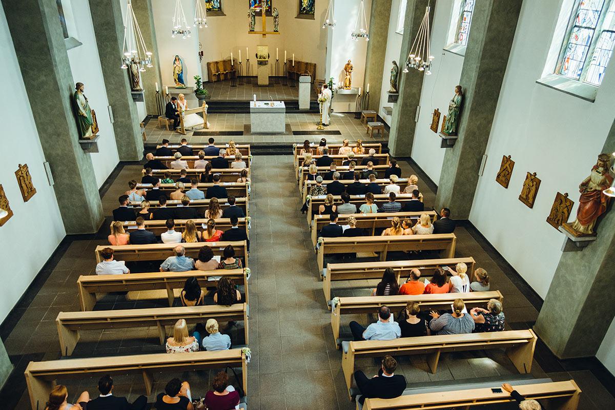 Kirchliche Hochzeit Beggendorf Baesweiler