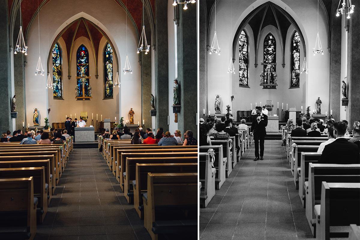 Kirchliche Hochzeit Beggendorf