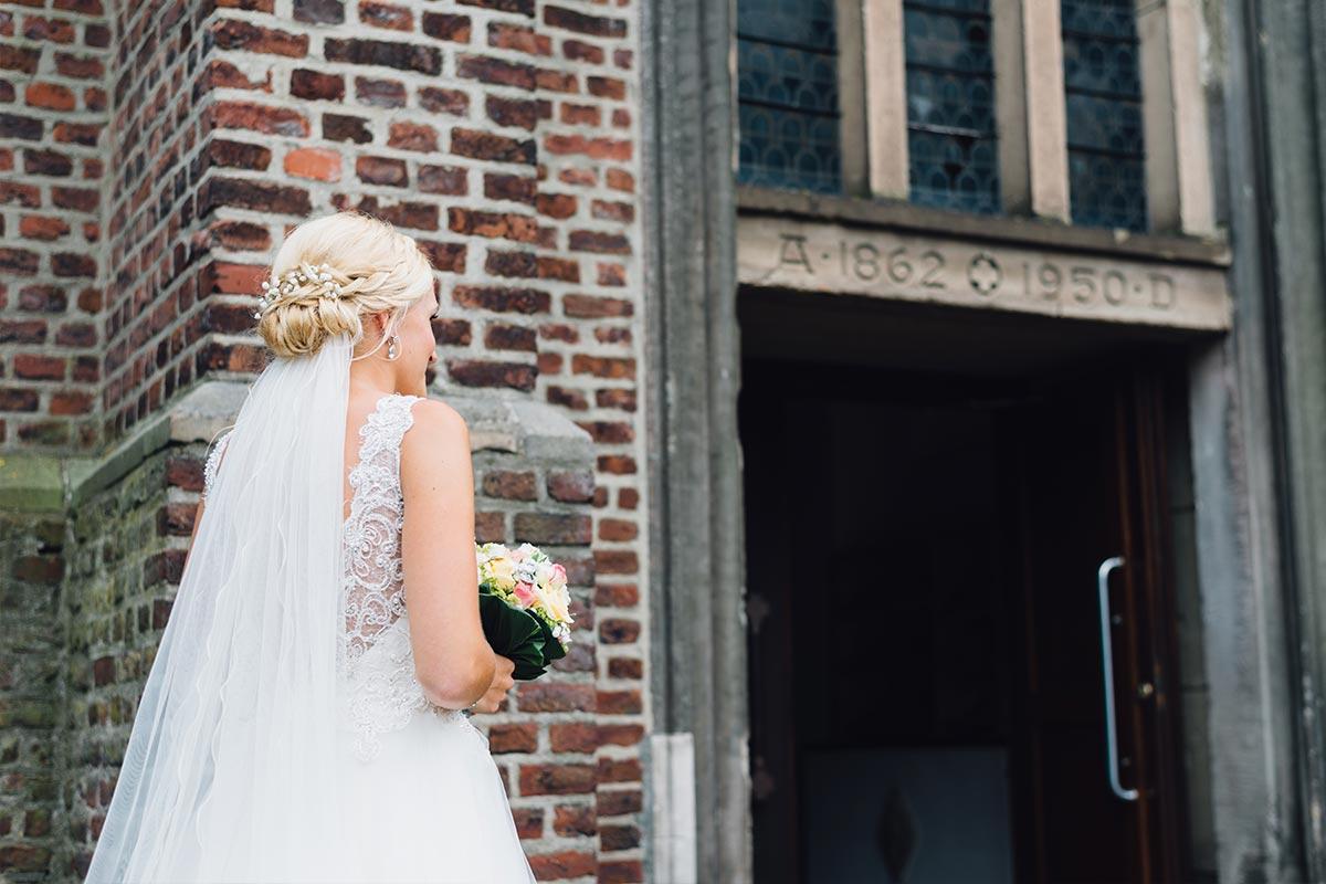 Kirchliche Trauung Braut Beggendorf
