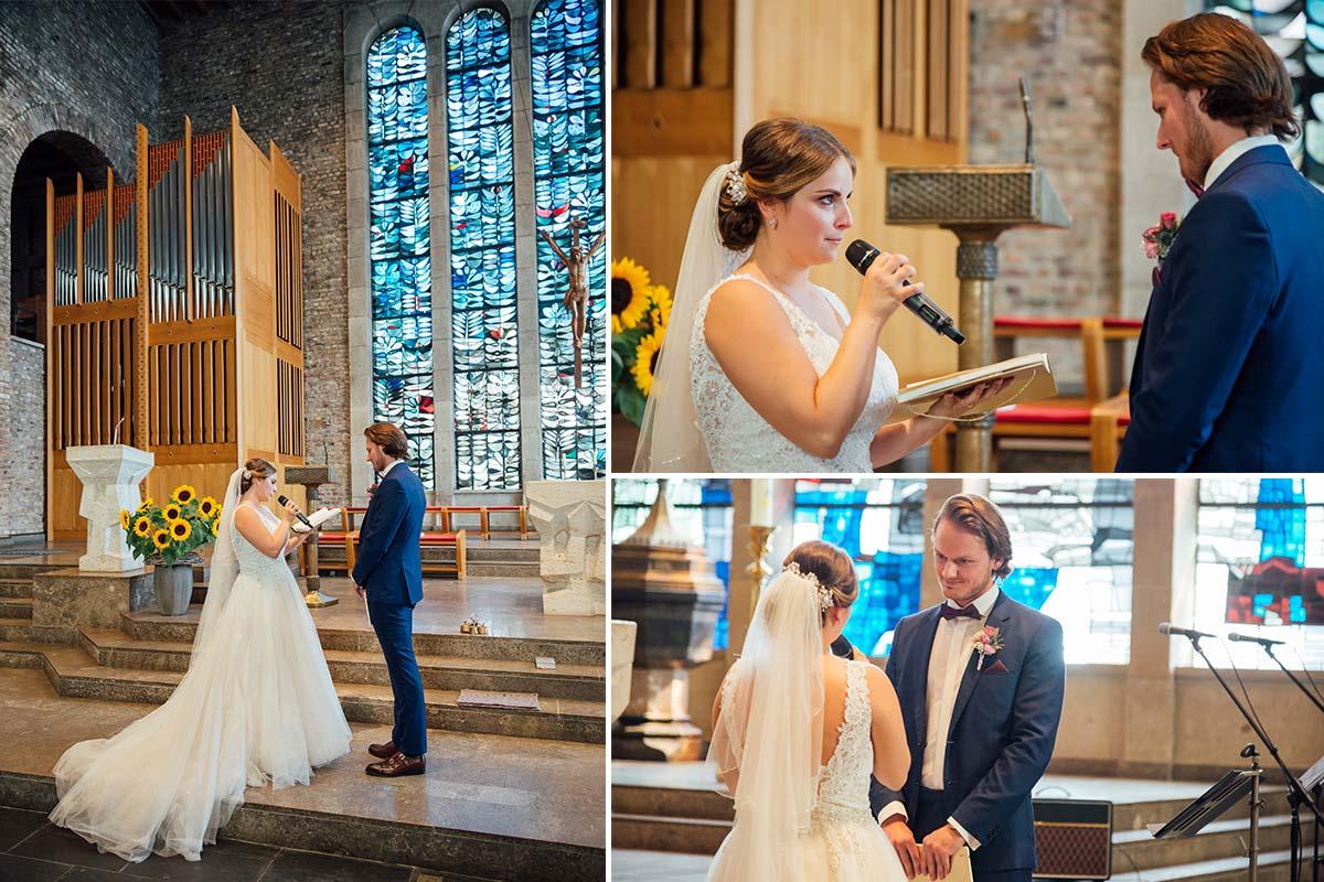 Marienkirche Düren Hochzeit
