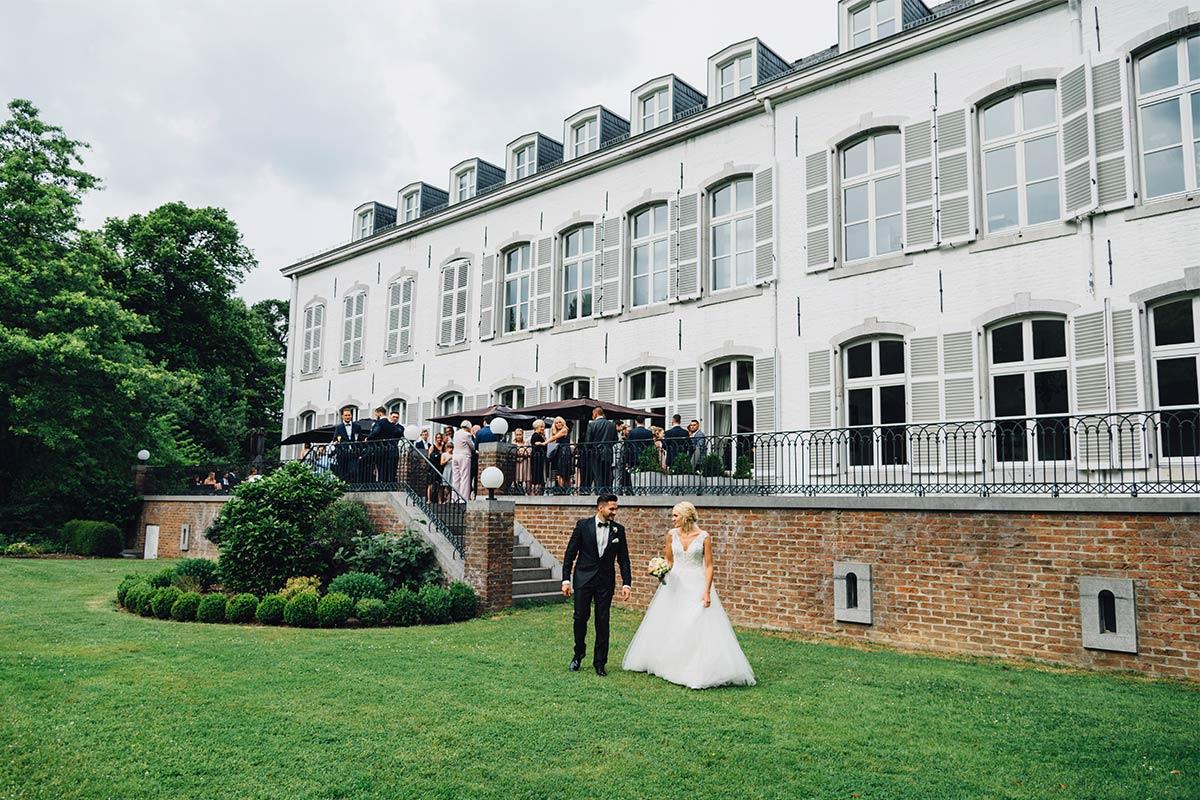 Schloss Rahe Hochzeitsfotografie