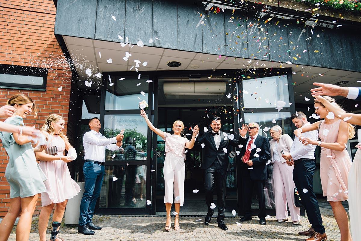 Vintage Hochzeit Standesamt Baesweiler