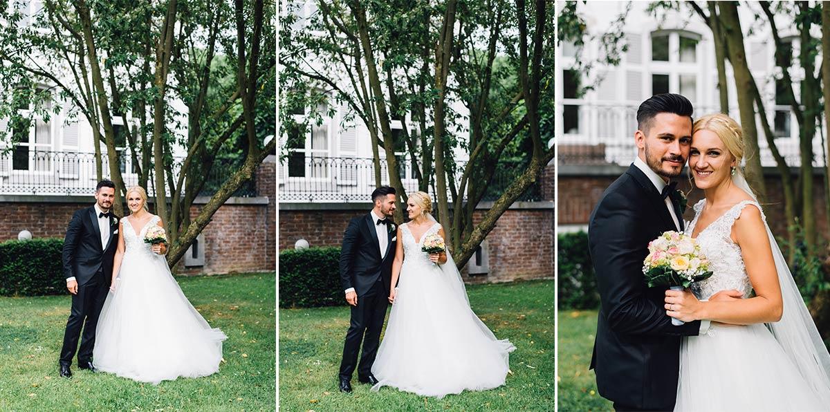 Vintage Style Hochzeitsfotos Aachen