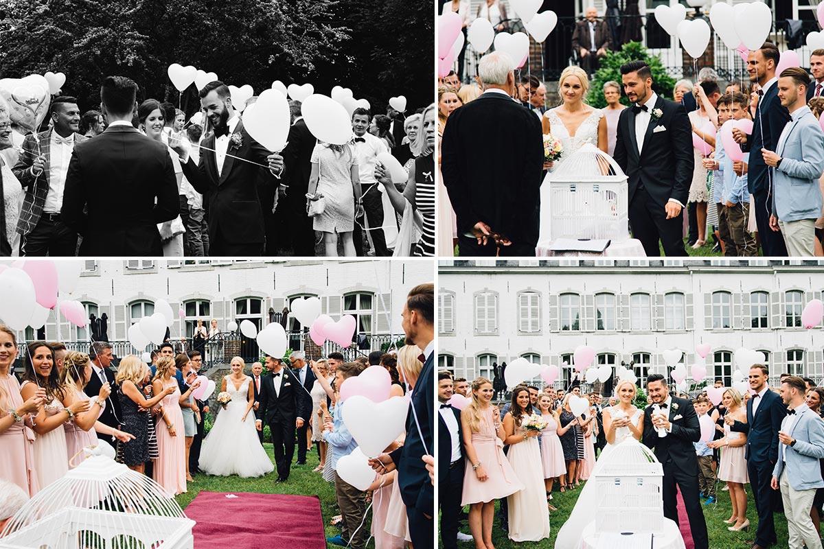 Vintage Style Hochzeitsgesellschaft Aachen